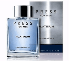 KARINA PRESS FOR MEN PLATINUM