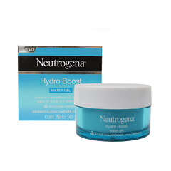 NEUTROGENA GEL HYDRO BOOST ACIDO HIALURONICO X 50 GR