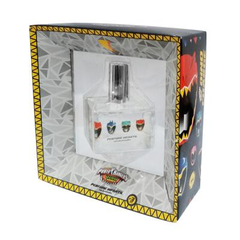 POWER RANGERS PERFUME CUBIC X 50 ML