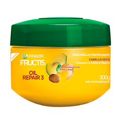 GARNIER FRUCTIS OIL REPAIR 3 CREMA TRATAMIENTO 300 ML