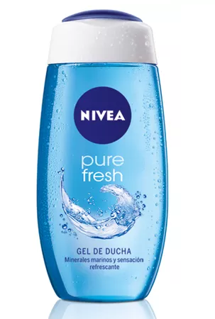 NIVEA GEL DE DUCHA PURE FRESH 250 ML