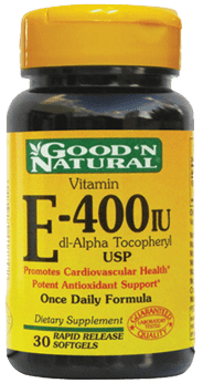 NATURAL LIFE VITAMINA E-400 UI