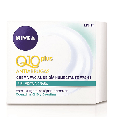 NIVEA FACIAL Q10 PLUS DIA LIGHT 50 ML