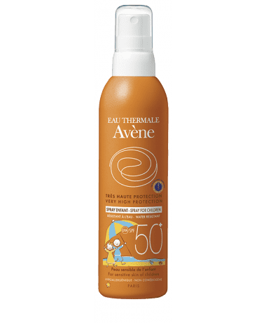 AVENE SPRAY PROTECCION MUY ALTA FPS 50 NINOS 200 ML