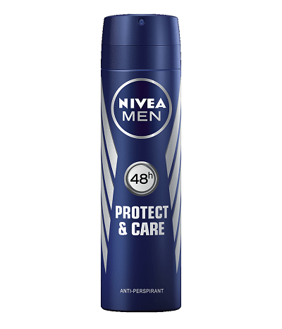 NIVEA MEN PROTECT & CARE ANTITRANSPIRANTE 150 ML