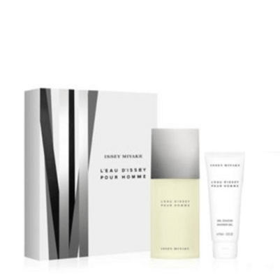 ISSEY MIYAKE LEAU D ISSEY ESTUCHE FOR HIM