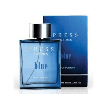 KARINA PRESS FOR MEN BLUE