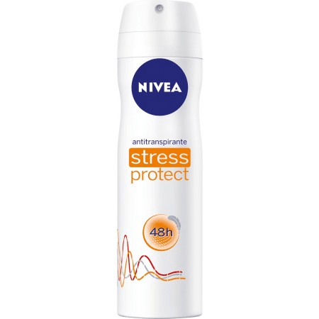 NIVEA WOMAN ANTITRANSPIRANTE STRESS PROTECT 150 ML
