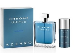 AZZARO CHROME UNITED X 100ML + DESODORANTE