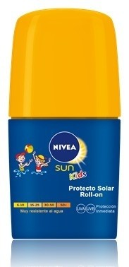 NIVEA SUN ROLLON KIDS FPS 65 X 50 ML