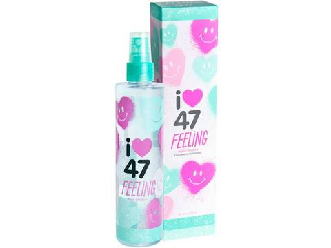 47 STREET FEELING BODY SPLASH 160 ML