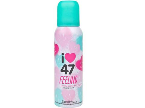 47 STREET FEELING 140 ML DESODORANTE