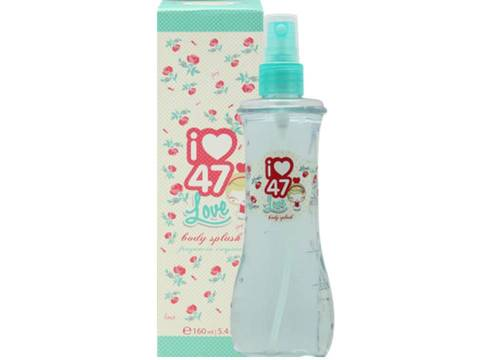 47 STREET LOVE BODY SPLASH 160 ML