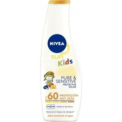 NIVEA SUN PURE & SENSITIVE KIDS FPS 60 X 200 ML