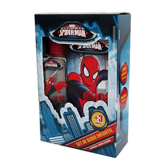 SPIDERMAN SET TOCADOR