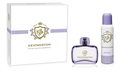 KEVINGSTON PEACE & GLORY PACK VIOLETA