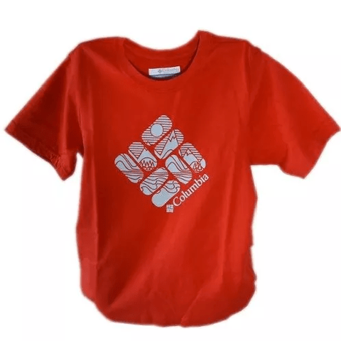 COLUMBIA REMERA GEM TEE JUNIOR