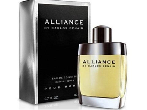 ALLIANCE EAU DE TOILETTE 80 ML