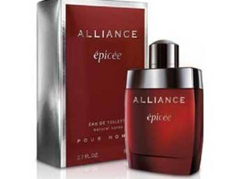 ALLIANCE EPICEE EAU DE TOILETTE FOR MEN 80 ML