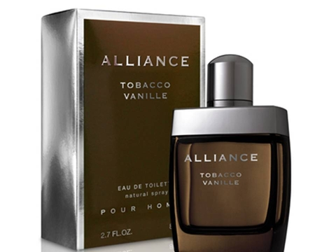 ALLIANCE TOBACCO FOR MEN 50 ML EAU DE TOILETTE