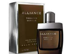 ALLIANCE TOBACCO FOR MEN 80 ML EAU DE TOILETTE