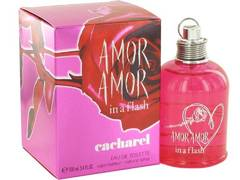 CACHAREL AMOR AMOR IN FLASH