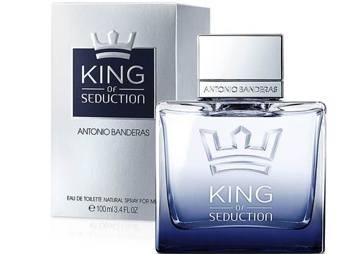 ANTONIO BANDERAS KING SEDUCTION EAU DE TOILETTE 50 ML