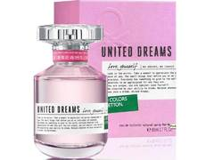 BENETTON UNITED DREAMS LOVE YOURSELF EDT
