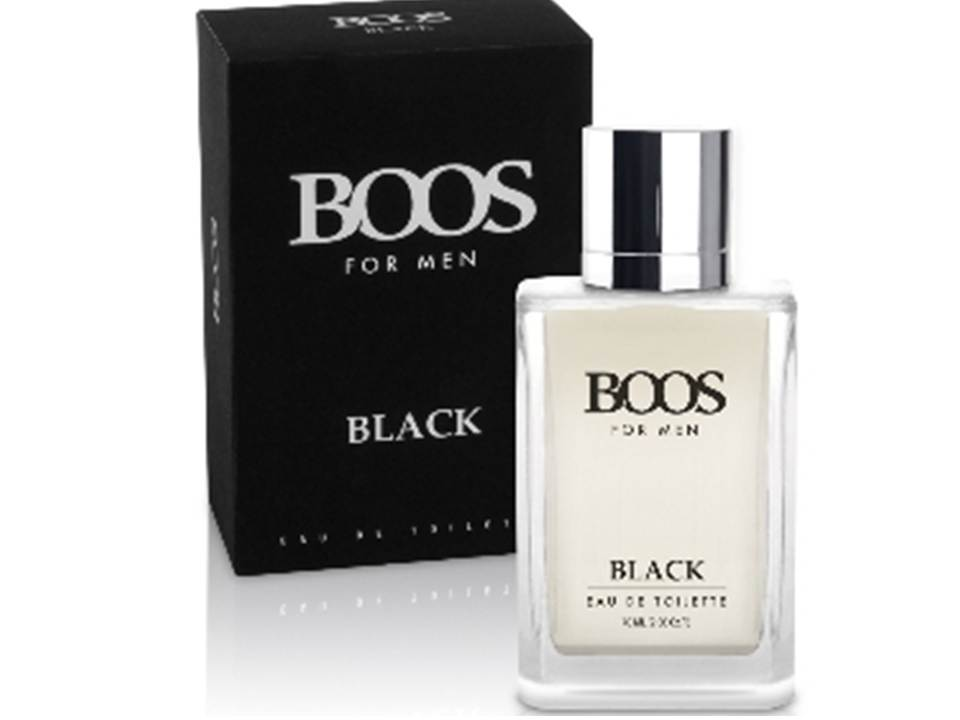 BOOS BLACK EAU DE TOILETTE 70 ML
