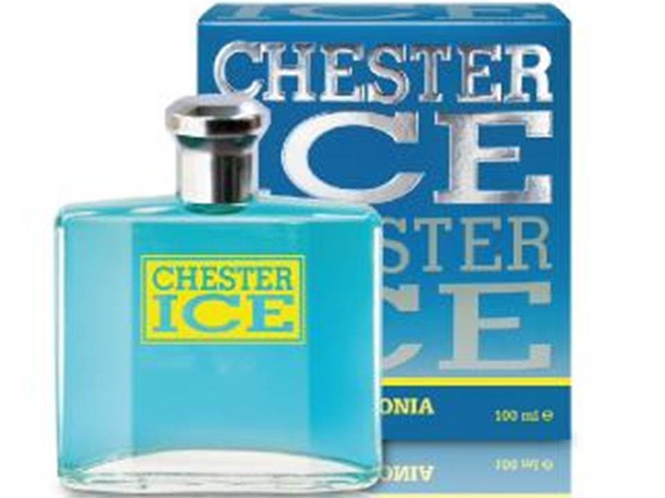 CHESTER ICE 60 ML COLONIA