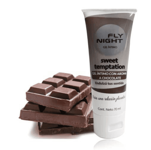 FLY NIGHT -  GEL INTIMO SABOR CHOCOLATE - comprar online