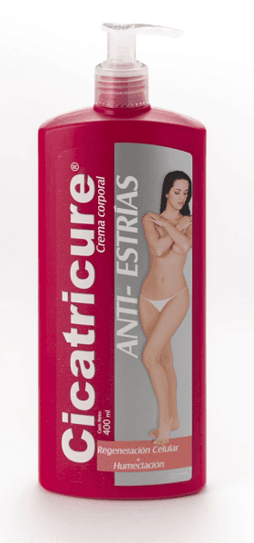 CICATRICURE ANTI ESTRIAS 400 ML