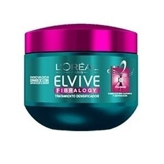 ELVIVE FIBRALOGY CREMA TRATAMIENTO PELO FINO 300 ML