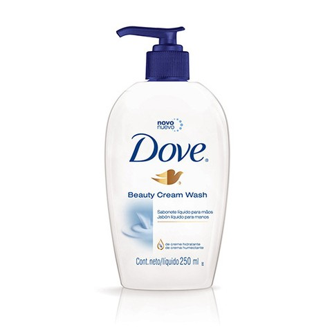 DOVE JABON LIQUIDO BEAUTY CREAM WASH 250ML