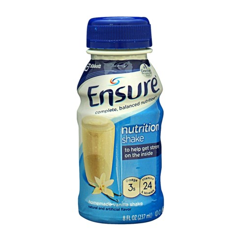 ENSURE ADVANCE SHAKE VAINILLA 237 ML