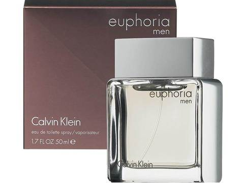 CK EUPHORIA FOR MEN