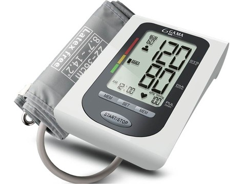 GAMA TENSIOMETRO DIGITAL DE BRAZO BP101P