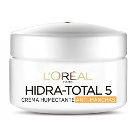 L'OREAL HIDRA-TOTAL 5 CREMA ANTI MANCHAS X 50 ML