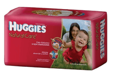 HUGGIES NATURAL CARE EXTRA GRANDE
