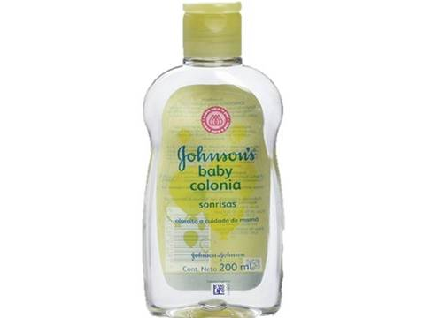 JOHNSON BABY COLONIA SONRISAS 100 ML