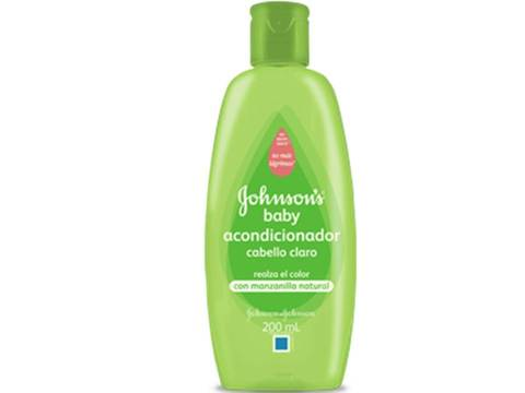 JOHNSON BABY MANZANILLA 400 ML ACONDICIONADOR