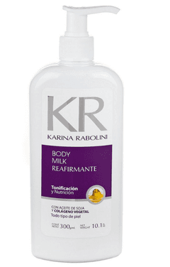 KARINA RABOLINI BODY MILK REAFIRMANTE 300 ML