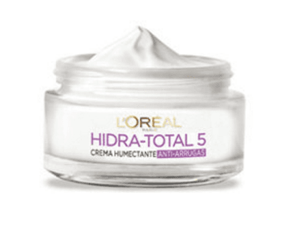 LOREAL HIDRA TOTAL 5 CREMA ANTI-ARRUGAS 50 ML