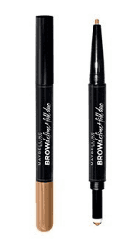 MAYBELLINE DELINEADOR CEJAS BROW DEFINE & FILL DUO