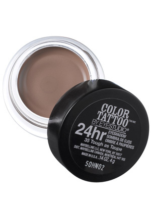 MAYBELLINE COLOR TATTOO 35 TOUGH AS TAUPE