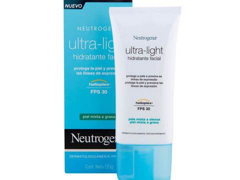 NEUTROGENA ULTRA LIGHT CREMA PIEL MIXTA A GRASA 55 GR