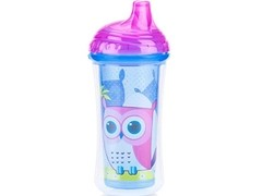NUBY CLICK IT VASO ANTIDERRAME 270 ML