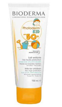 BIODERMA PHOTODERM KID CREMA F50 100 ML