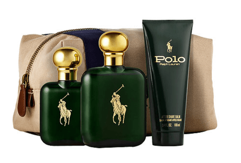 RALPH LAUREN POLO EDT FRAGANCIA 118 ML + FRAGANCIA 59 ML + NECESAIRE