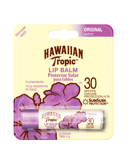 HAWAIIAN TROPIC LABIAL COCO FPS 30